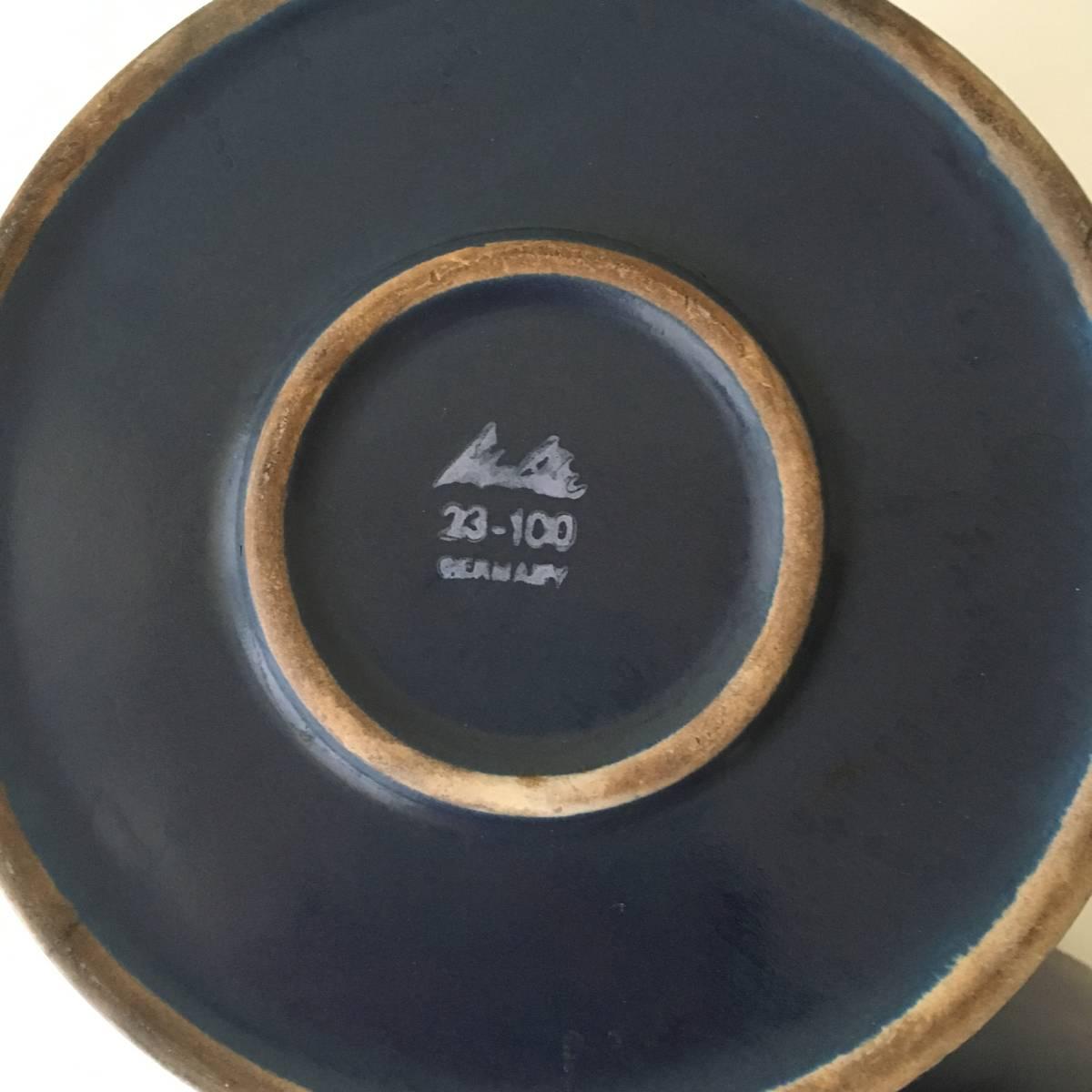 北欧ヴィンテージ ビンテージ 北欧雑貨 コーヒーポット フィルター 陶器製_画像6