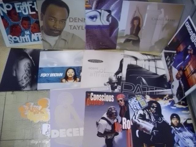 【LP55枚以上のセット】 HIPHOP / R&B / J-RAP レコード いろいろ まとめ ジャンク品_画像2