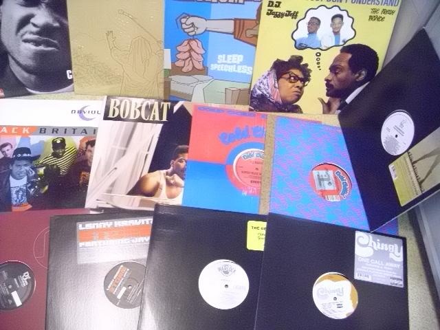 【LP55枚以上のセット】 HIPHOP / R&B / J-RAP レコード いろいろ まとめ ジャンク品_画像3