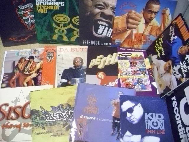 【LP55枚以上のセット】 HIPHOP / R&B / J-RAP レコード いろいろ まとめ ジャンク品