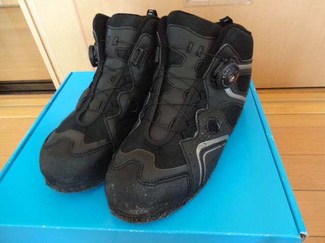 シマノ製 3Dカットピンフェルトフィットシューズ(27.0cm)磯靴_画像2