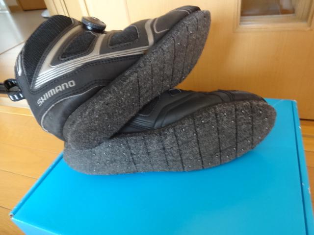 シマノ製 3Dカットピンフェルトフィットシューズ(27.0cm)磯靴_画像5