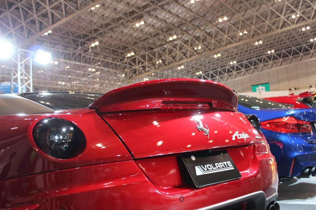 【新品】VOLARTE フェラーリ599用フルキット FULL KIT ※高品質な完全日本製_画像9