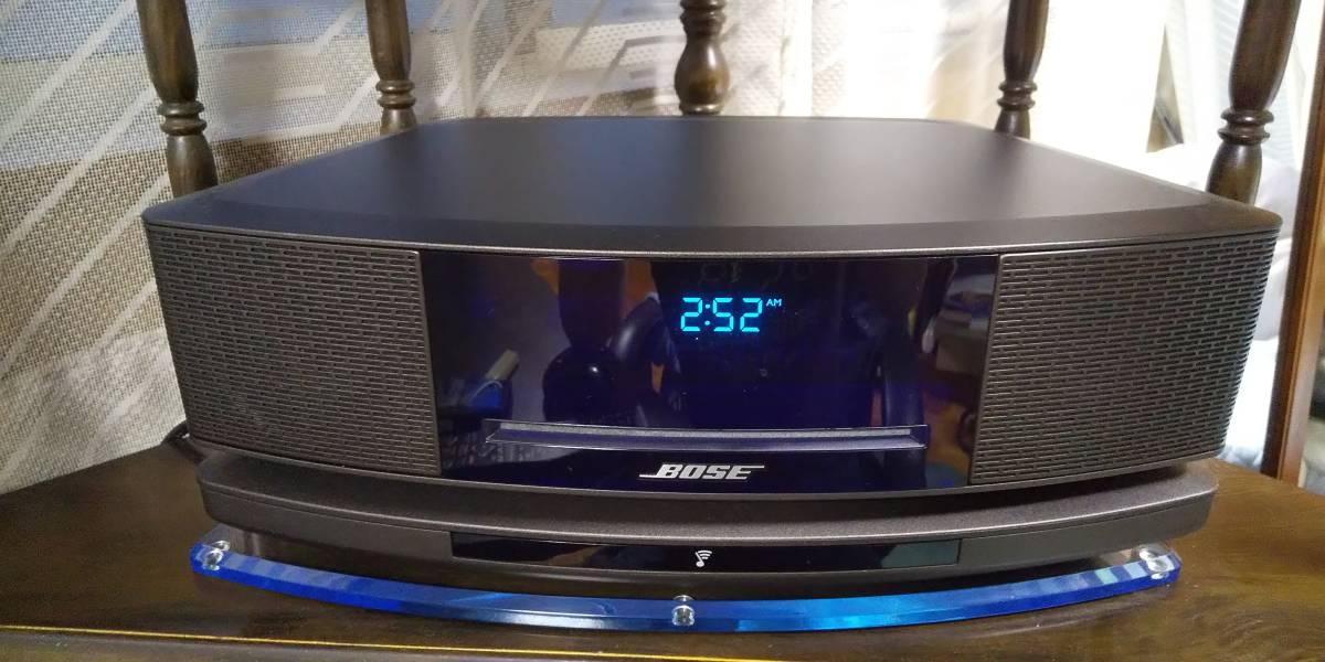 CD・ラジオ・Bluetooth・ホームWi-Fi対応オーディオ Bose Wave SoundTouch music system IV ボーズ