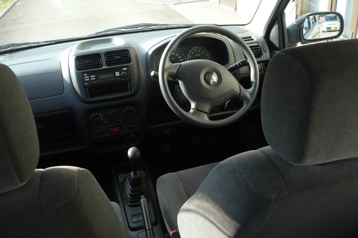 スズキ SUZUKI スイフト 初代モデル レア 5MT 2WD 難有り 運転が楽しくなります!_画像9