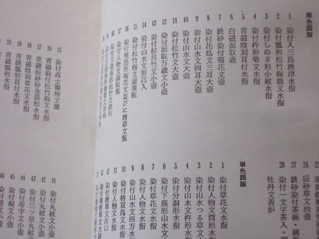 「初期の伊万里」山下朔郎 古伊万里 初期伊万里 染付磁器_画像4