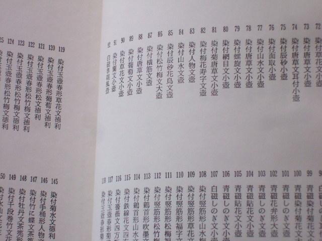 「初期の伊万里」山下朔郎 古伊万里 初期伊万里 染付磁器_画像5