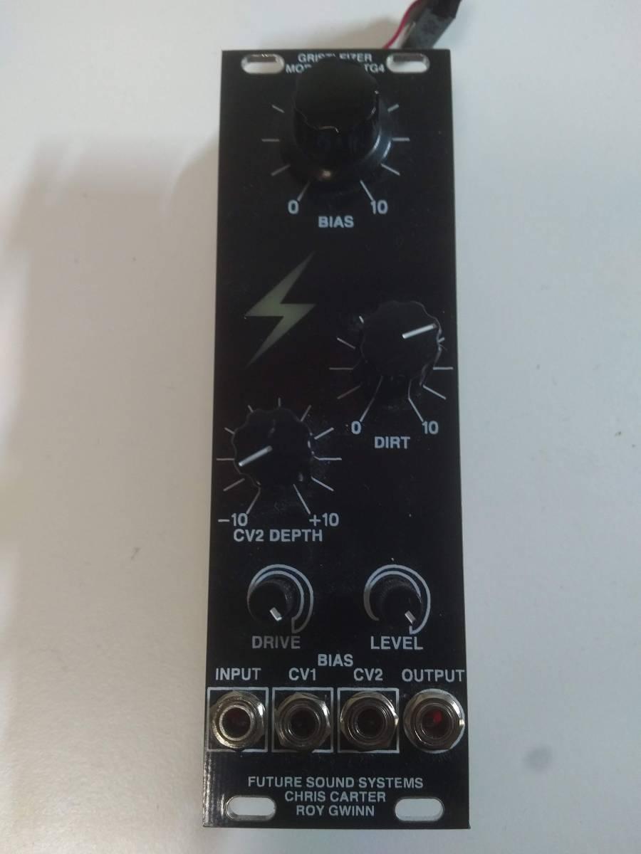 TG4 Modulator Future Sound Systems モジュラーシンセ ユーロラック