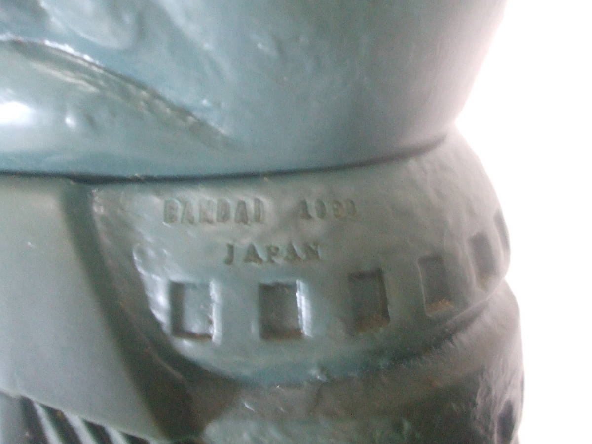 バンダイ 1990 ウルトラマン バルタン星人 ジャイアントスケール ビッグ ソフビ 全長約63cm 当時物 訳あり_画像4