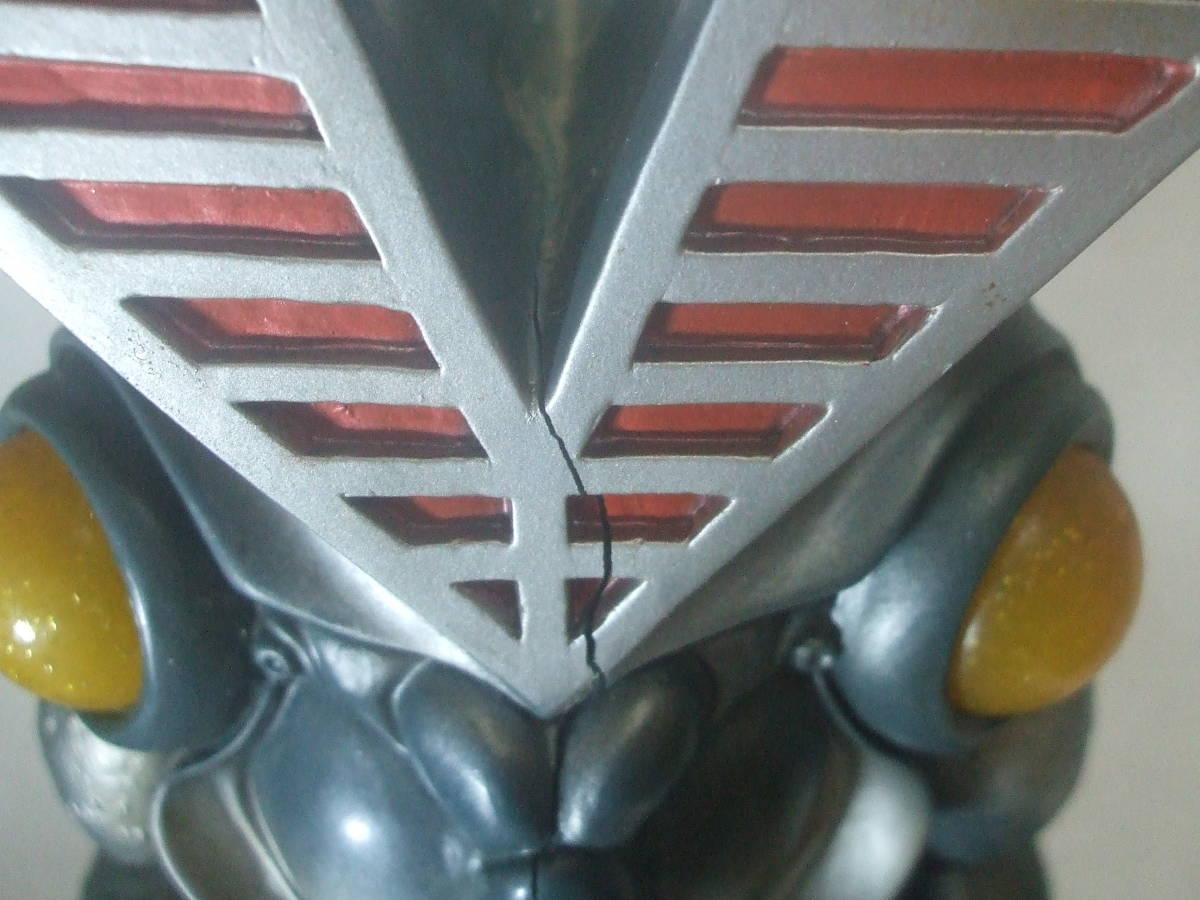 バンダイ 1990 ウルトラマン バルタン星人 ジャイアントスケール ビッグ ソフビ 全長約63cm 当時物 訳あり_画像5