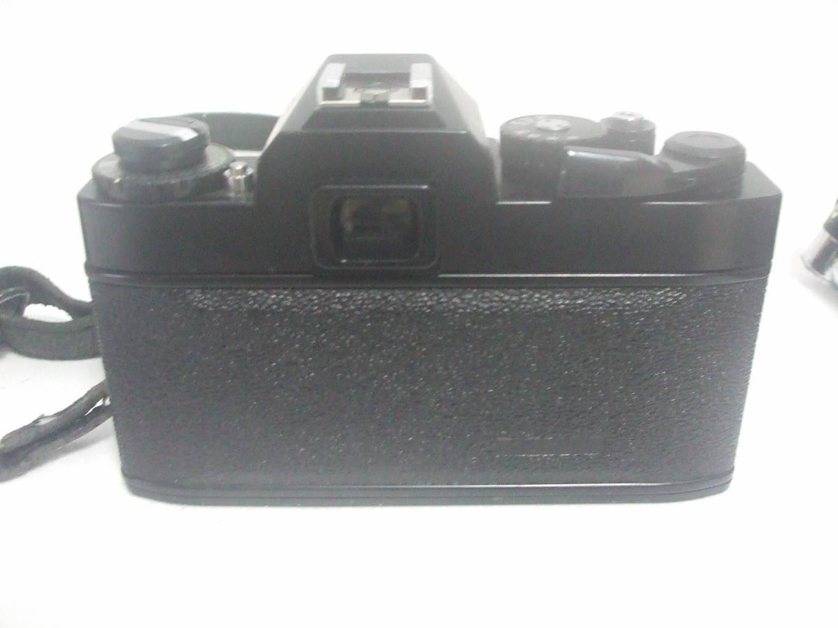 リコー RICOH XR500 XR RIKENON 1:2 50mm フィルムカメラ ジャンク品扱い_画像6