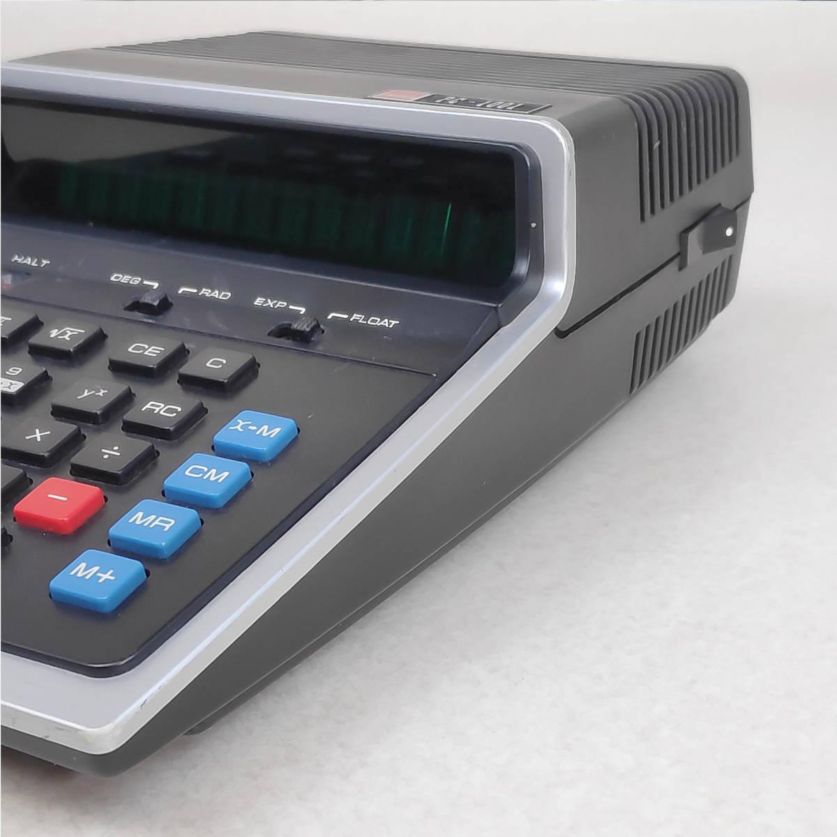 SHARP 電卓 PC-1001 ジャンク 06179_画像5