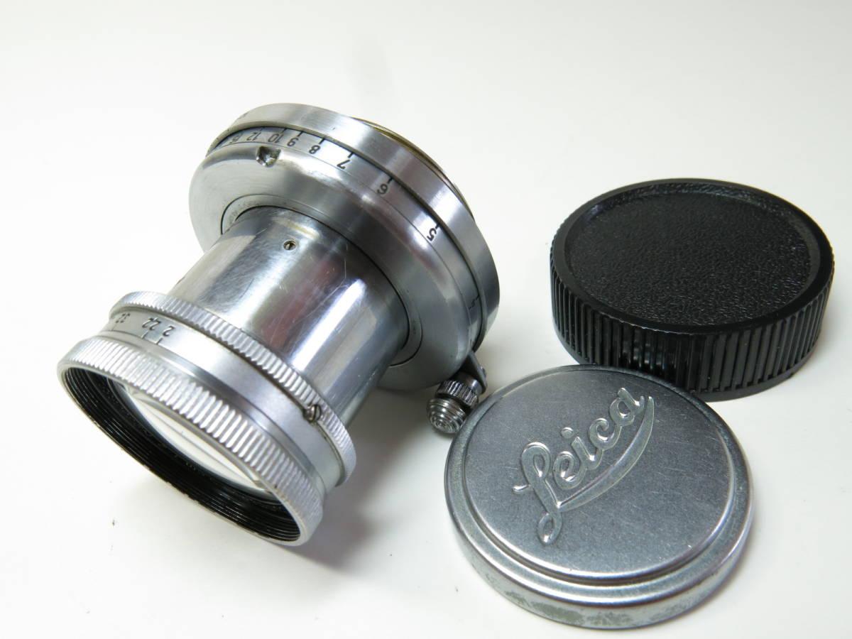 ライカ L Summar ズマール 50mm f2 3a 3b 3c 3fなど用 良品 (光学美品)
