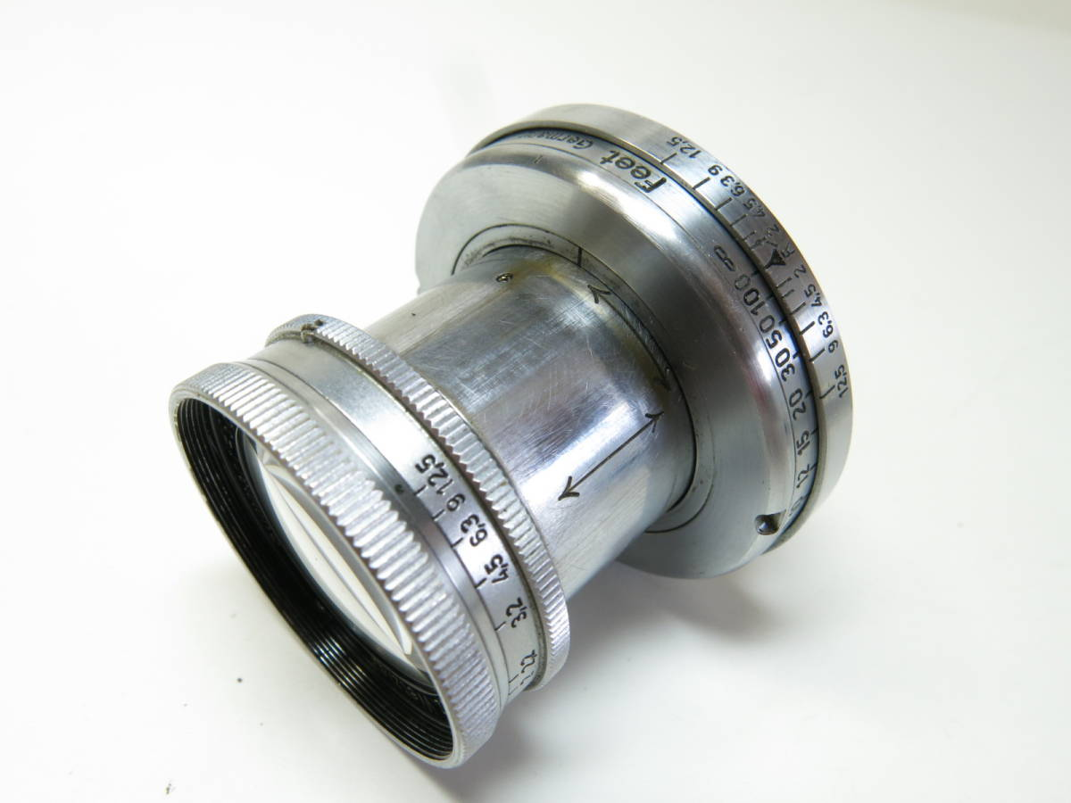 ライカ L Summar ズマール 50mm f2 3a 3b 3c 3fなど用 良品 (光学美品)_画像3