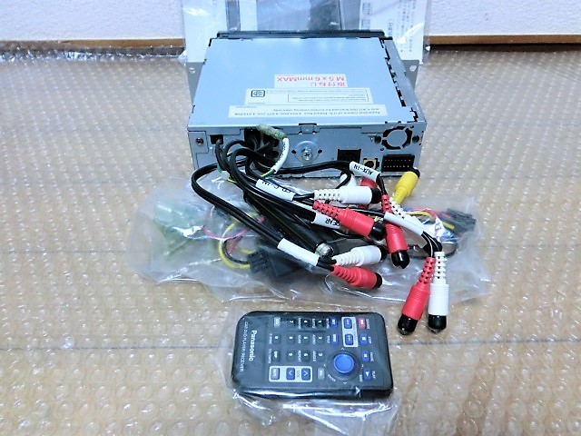 Panasonic CQ-DMR993D 1DINタイプのDVD/CD/MP3/MDLP 動作品・保証付 (No,2)_pic 4