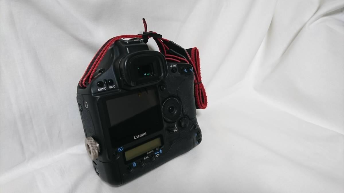 お買い得!1円スタート!Canon キヤノン EOS-1 Ds MarkⅢ デジタル一眼レフ ボディ_画像2