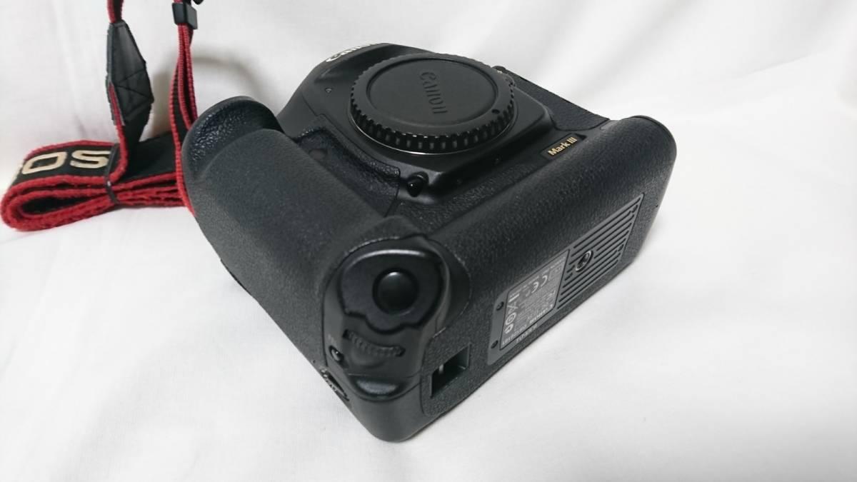 お買い得!1円スタート!Canon キヤノン EOS-1 Ds MarkⅢ デジタル一眼レフ ボディ_画像7