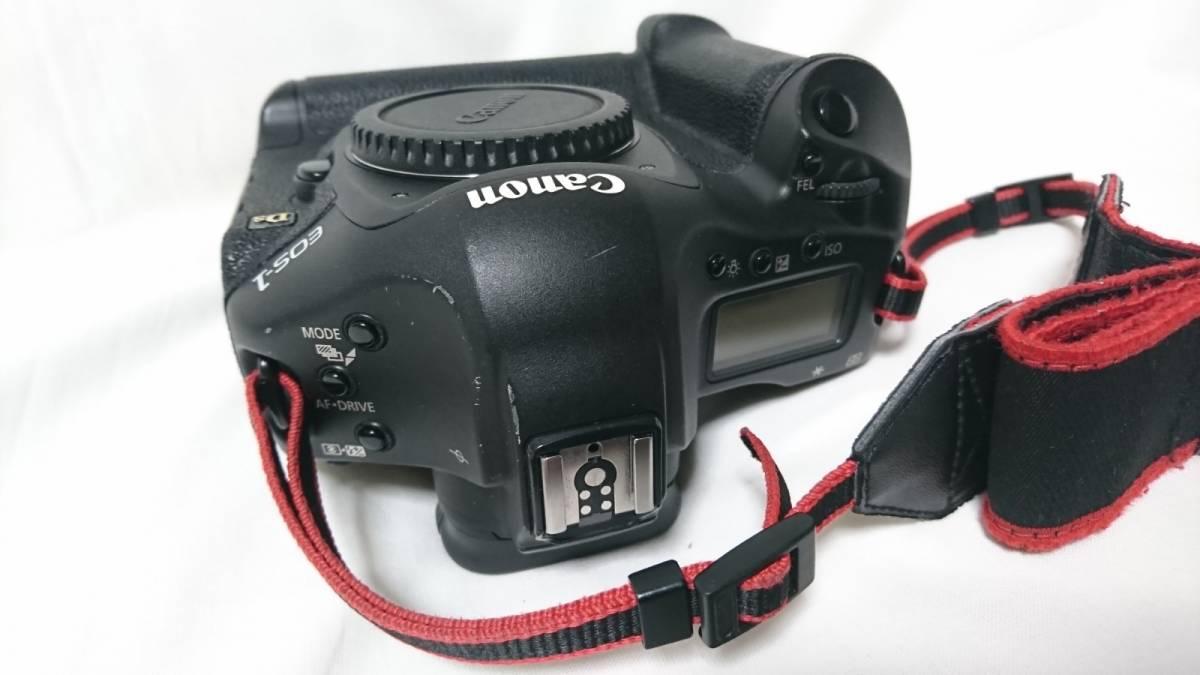 お買い得!1円スタート!Canon キヤノン EOS-1 Ds MarkⅢ デジタル一眼レフ ボディ_画像4