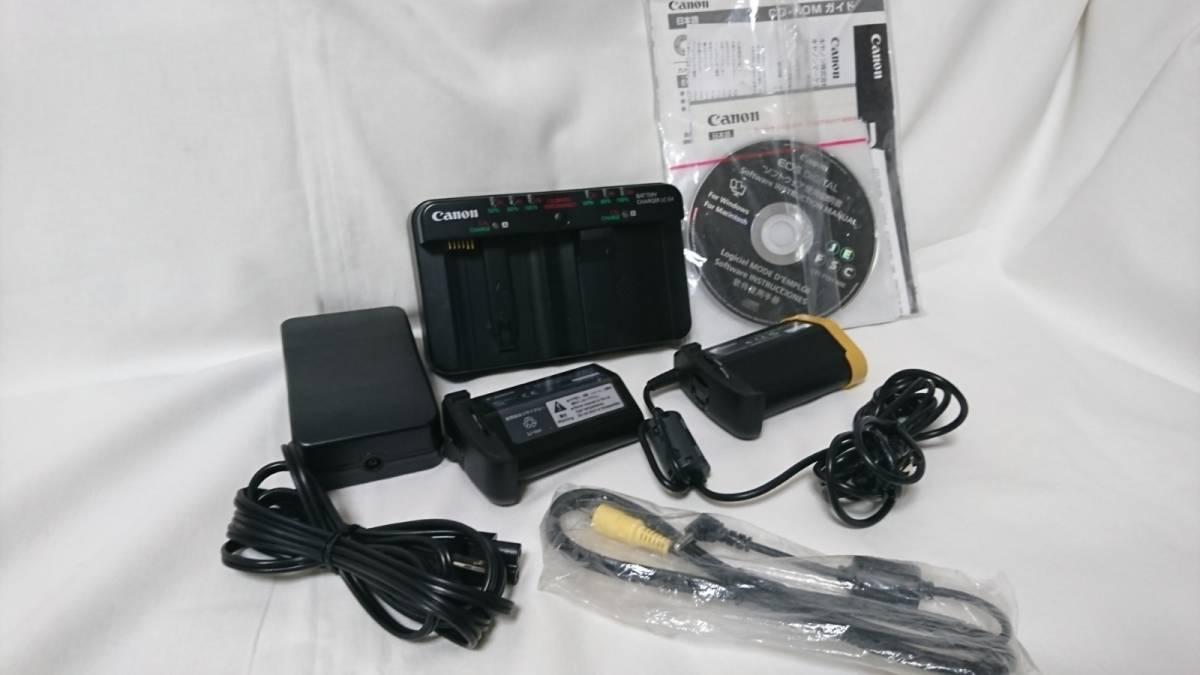 お買い得!1円スタート!Canon キヤノン EOS-1 Ds MarkⅢ デジタル一眼レフ ボディ_画像5