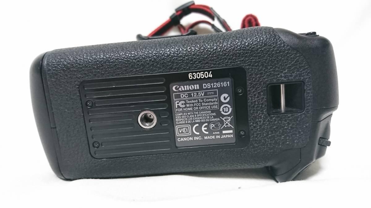 お買い得!1円スタート!Canon キヤノン EOS-1 Ds MarkⅢ デジタル一眼レフ ボディ_画像3
