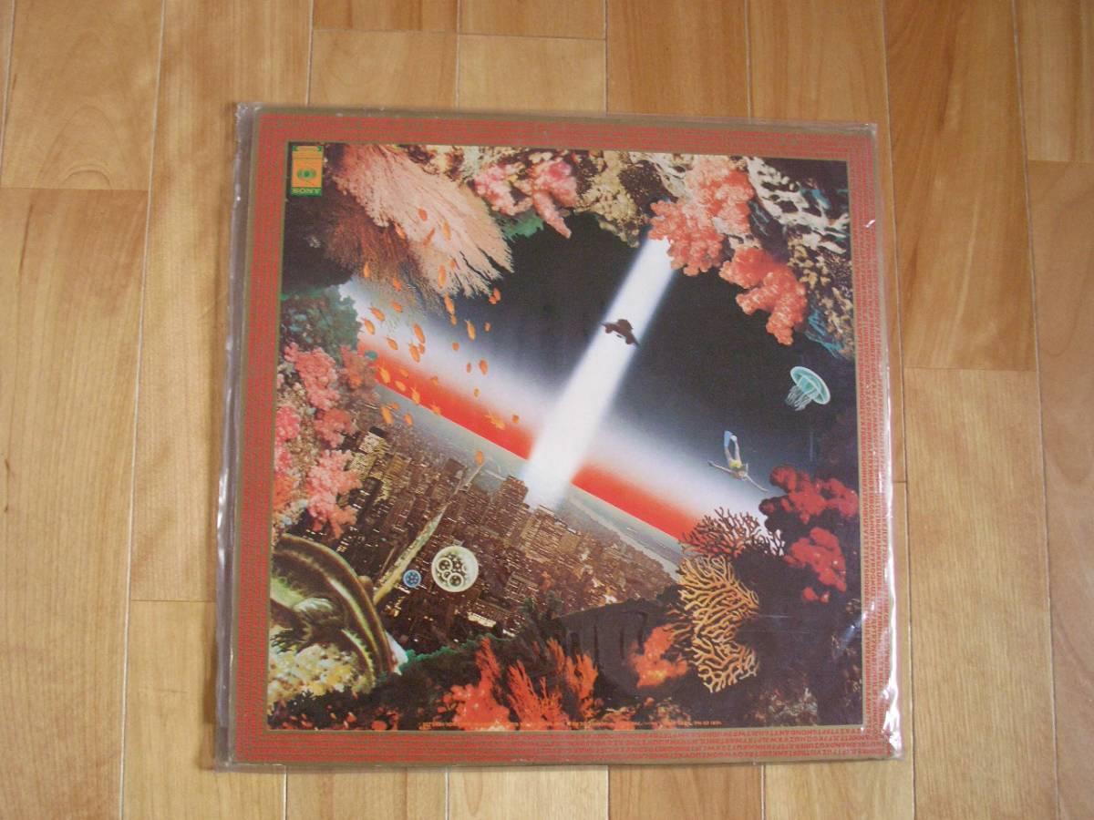 LPレコード sopj92-93 マイルス・デービス/アガルタの凱歌2枚組_画像3