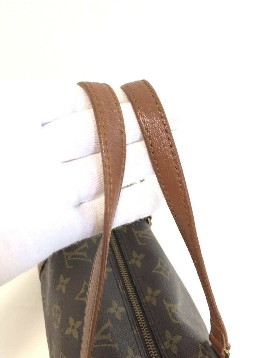 1円スタート ルイヴィトン 旧型 パピヨン ポーチ 親子 ハンドバッグ モノグラム _画像7