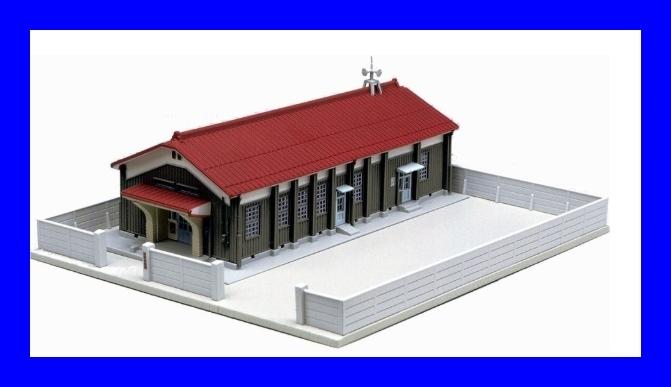 KATO Nゲージ  23-455 公民館  鉄道模型用品 カトー ジオラマ ミニチュア _画像1