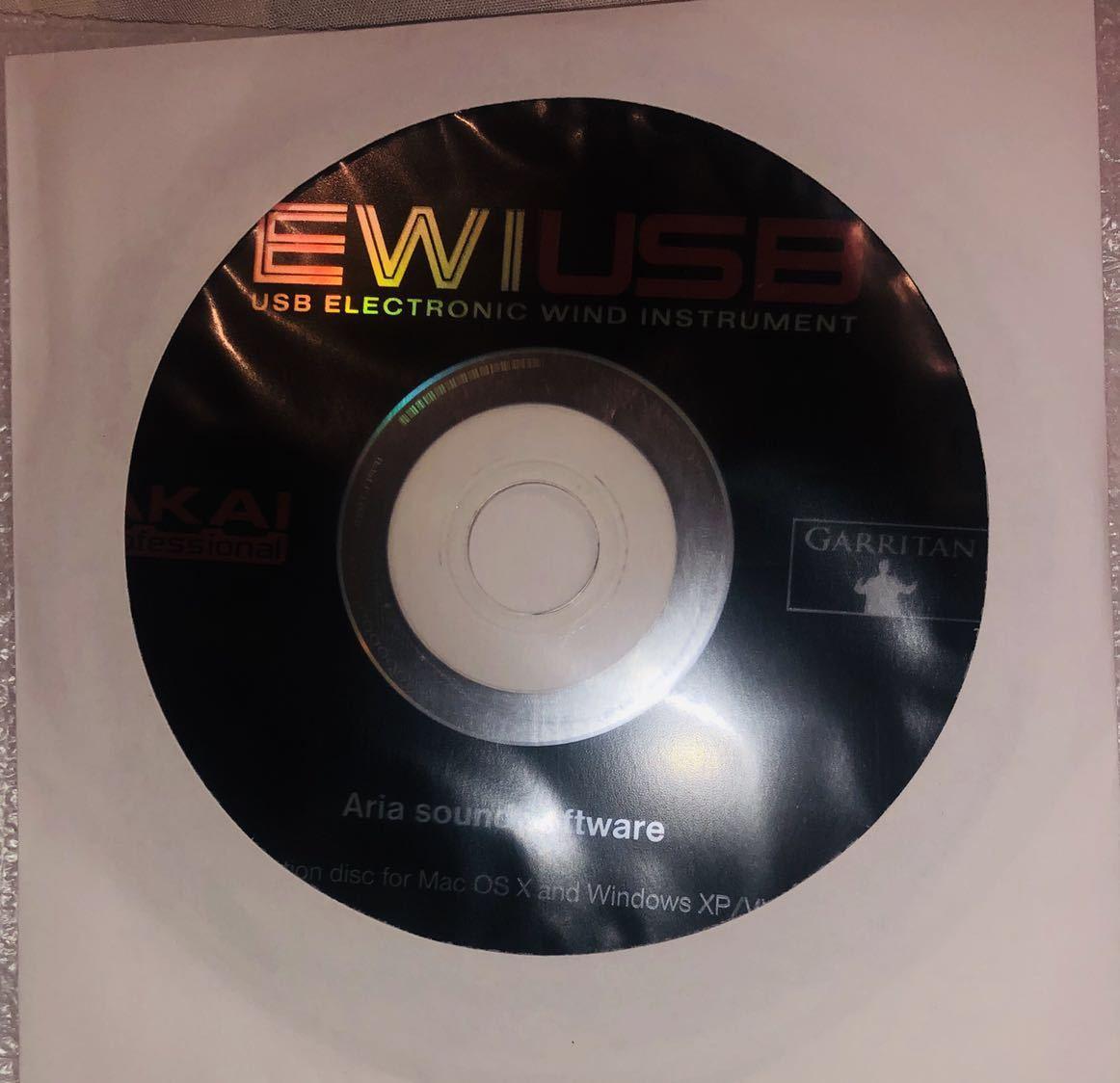 ウインドシンセサイザー EWI. USB_画像8