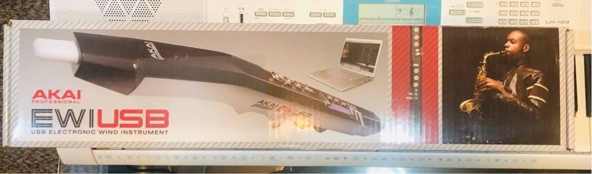 ウインドシンセサイザー EWI. USB_画像6