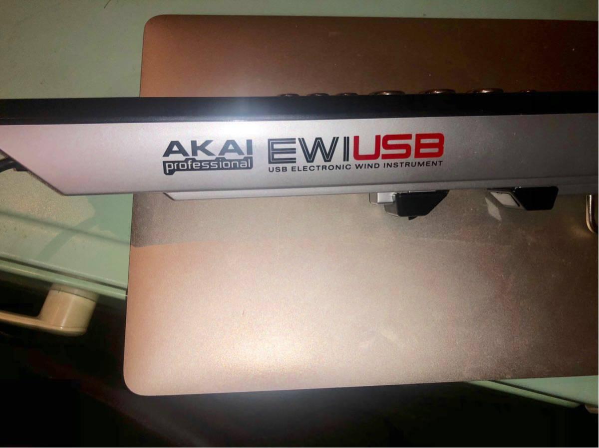 ウインドシンセサイザー EWI. USB_画像2