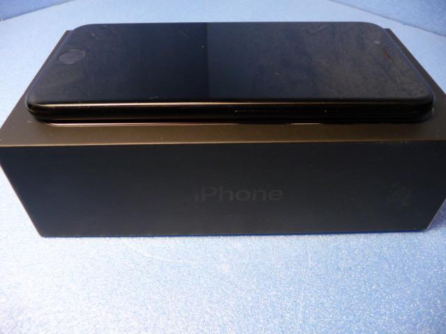 ★ 極美品 docomo iPhone 7 128GB ジェットブラック SIMフリー判定○★_画像7