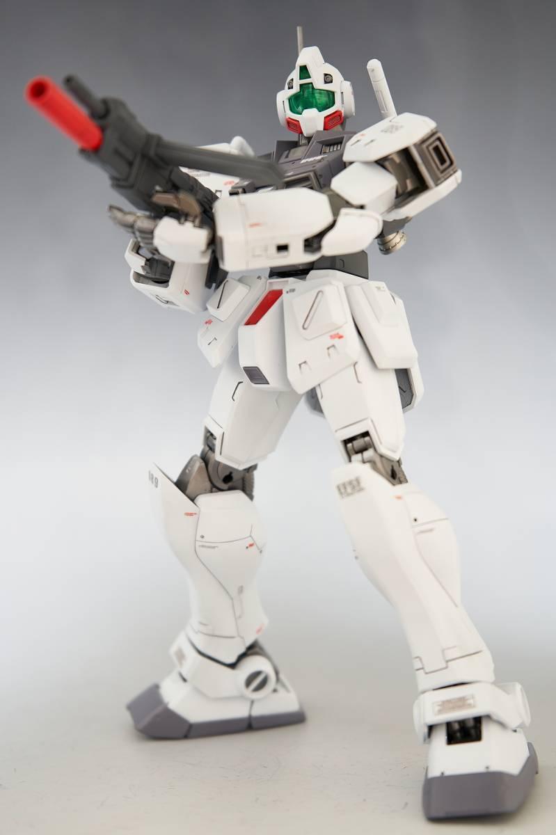 MG 1/100 RGM-79D ジム(寒冷地仕様) 改修塗装済み完成品_画像8