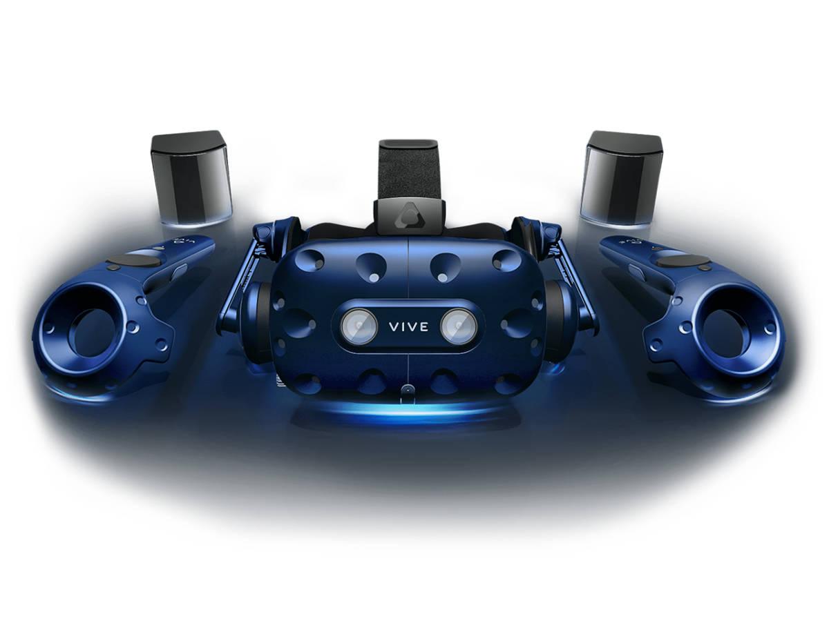 HTC VIVE Pro フルセット版 99HANW009-00 PC VR