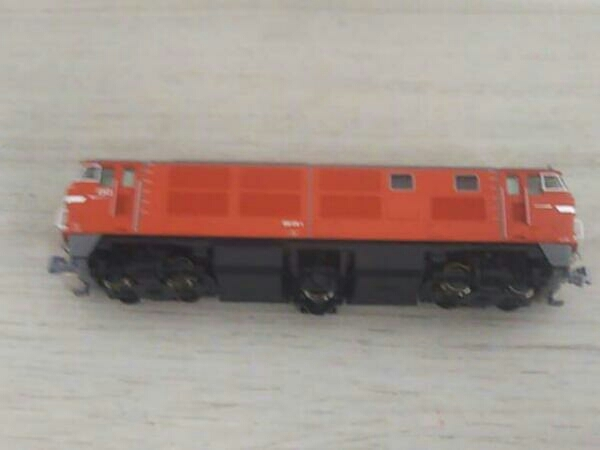 Nゲージ KATO DD54形ディーゼル機関車 初期形・お召し機 7010-3 動作○ ライト○_画像5