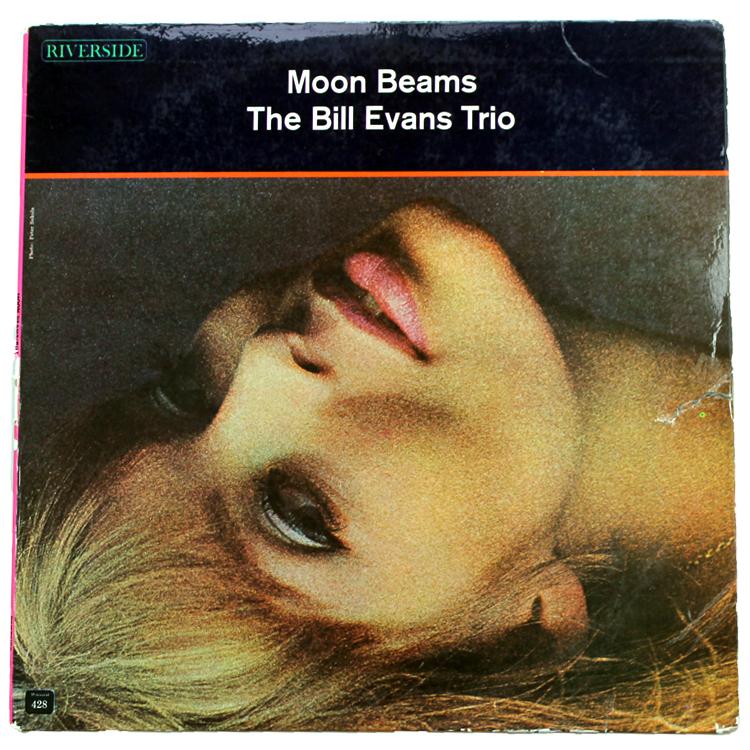 Bill Evans/Moon Beams◆オランダ オリジナル MONO RLP428 Holland コーティングジャケット 1