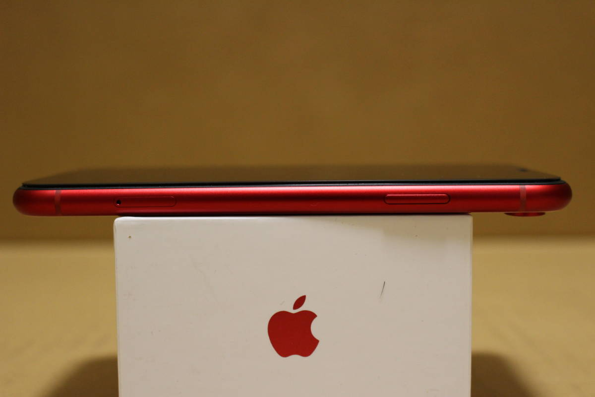 【超美品】香港版/iPhone XR/128G/レッド/Dual SIM/DSDS_画像5