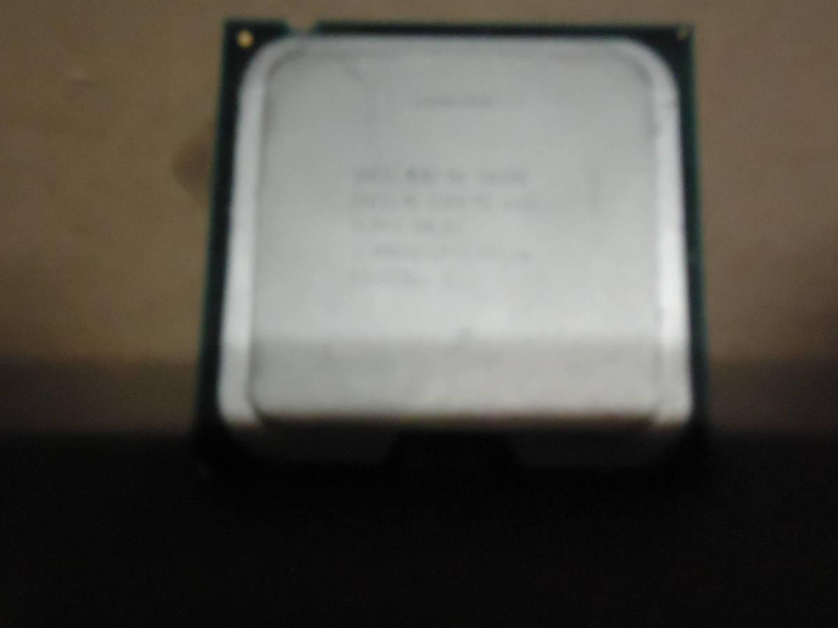 INTEL Core 2 Duo E8400 3.0Ghz動作品_画像2