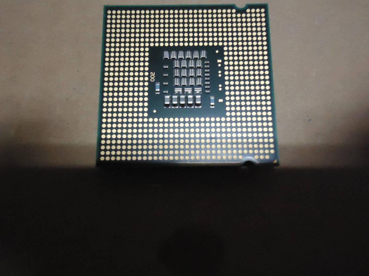 INTEL Core 2 Duo E8400 3.0Ghz動作品_画像3
