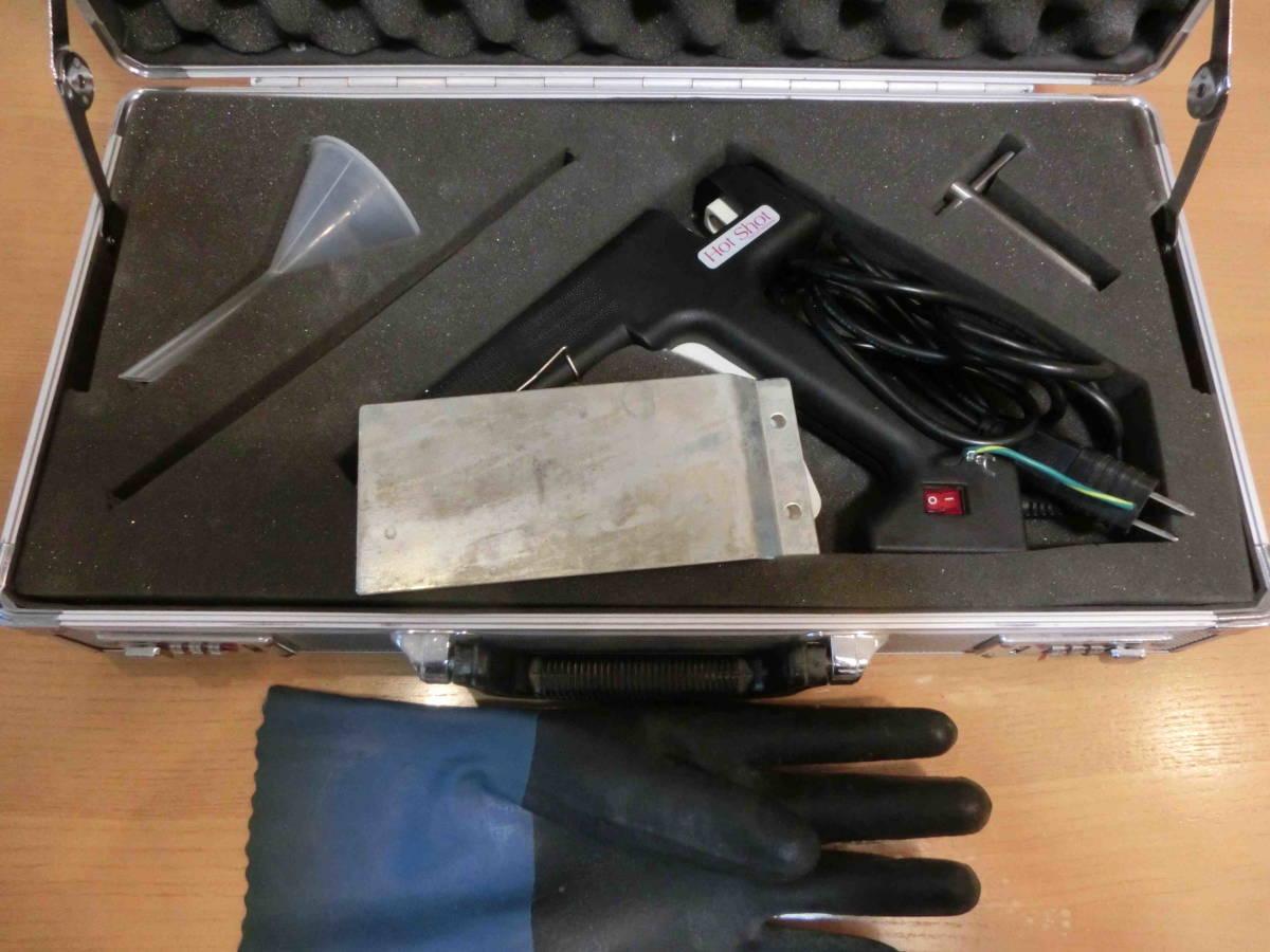 アセタルガンキット(ホワイトクラスプ) 歯科技工 動作品 その2_画像2