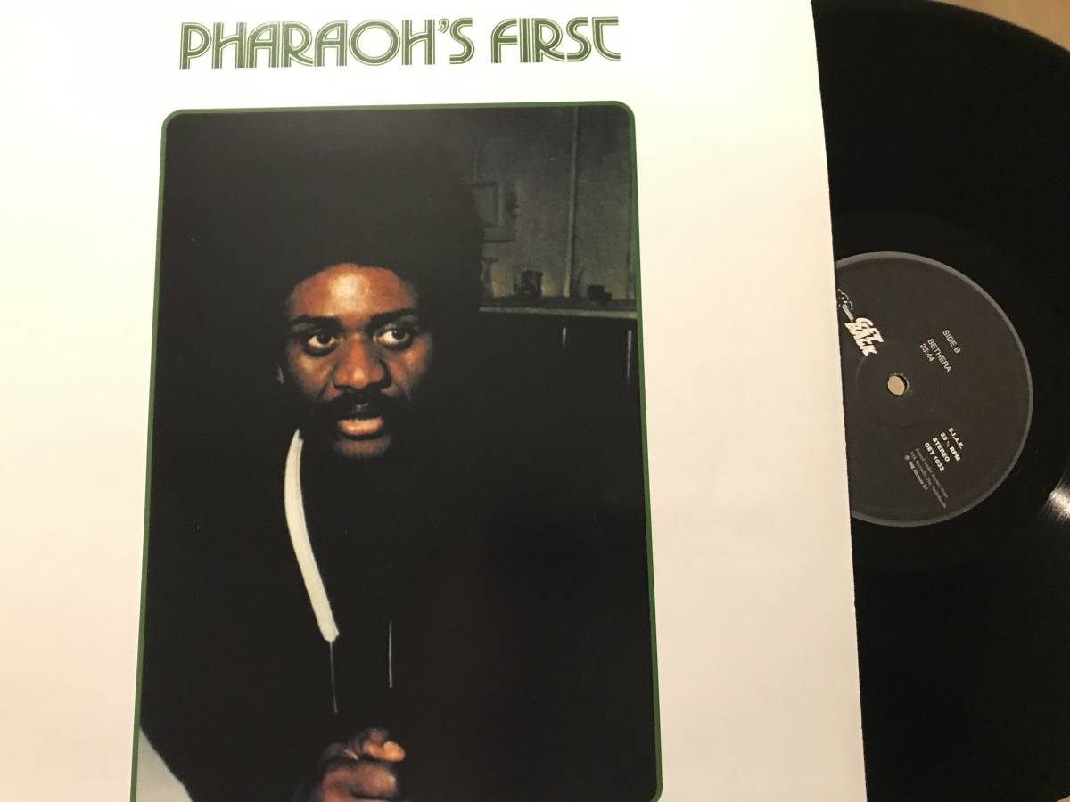 [LP] ファラオ・サンダース Pharaoh's First スピリチュアル ジャズ 名盤 Pharoah Sanders