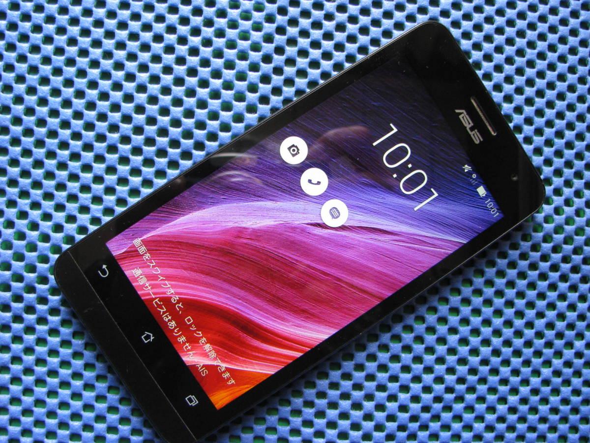 【SIMフリー】ASUS Zenfone5 LTE 16GB ホワイト (A500KL) 中古美品