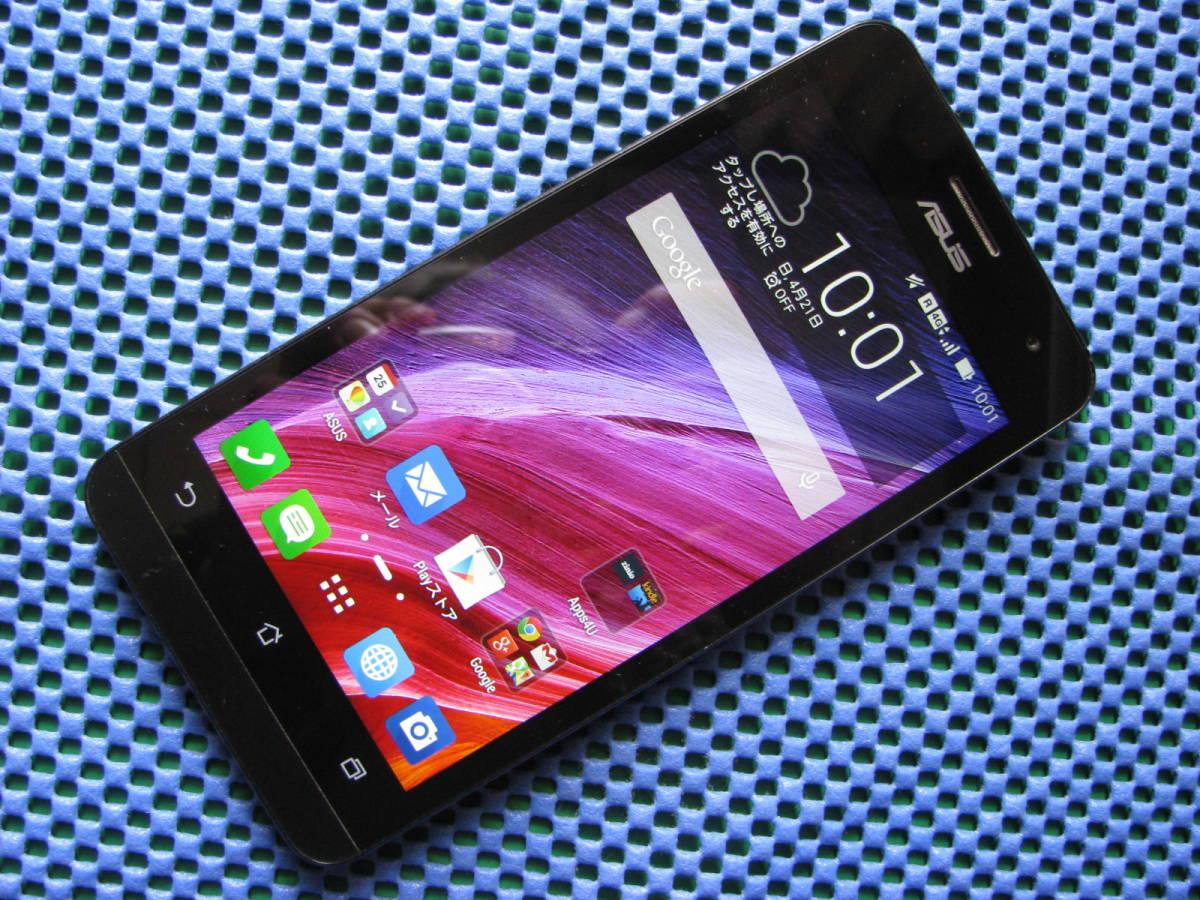 【SIMフリー】ASUS Zenfone5 LTE 16GB ホワイト (A500KL) 中古美品_画像2