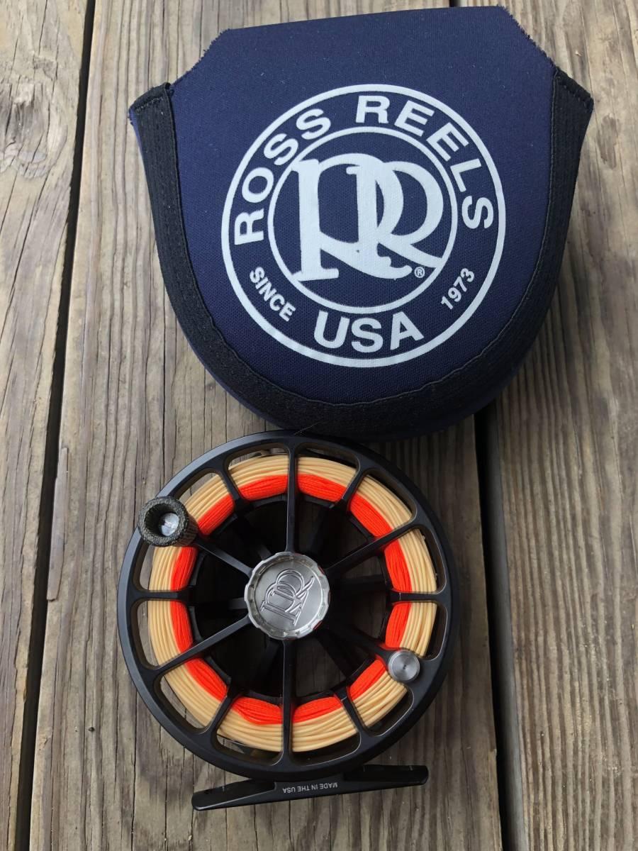 ROSS ロス Evolution R エボリューションR マットブラック 4-5 サイズ ほぼ新品