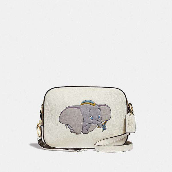 2019年新作 COACH × ダンボ トートバッグ 国内完売品 新品 ディズニー Disney カメラバッグ Dumbo ショルダー【定価54000円】