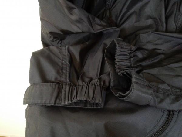 ノースフェイス ストライク ジャケット Mサイズ ブラック NP11500 W1A60_画像8