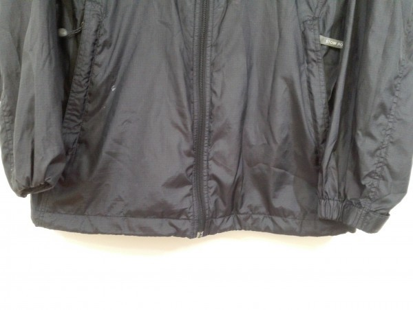 ノースフェイス ストライク ジャケット Mサイズ ブラック NP11500 W1A60_画像4