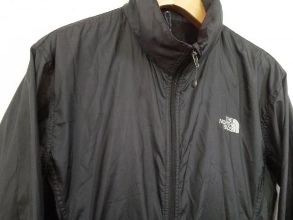 ノースフェイス ストライク ジャケット Mサイズ ブラック NP11500 W1A60_画像3