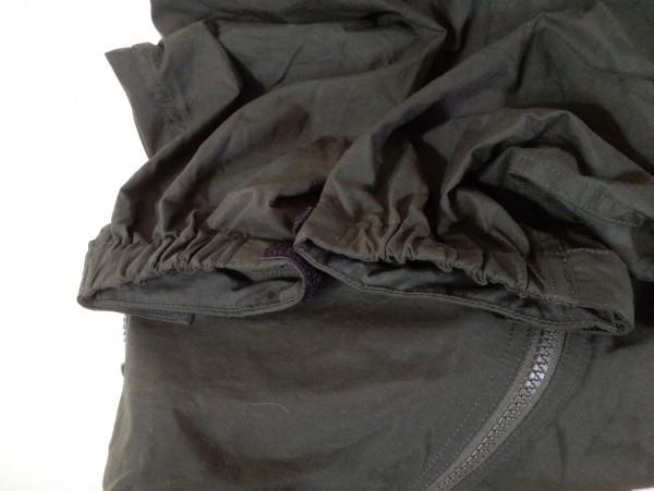 ノースフェイス コンパクト ジャケット ナイロン Lサイズ ブラック NP71530 メンズ Z5K60_画像6