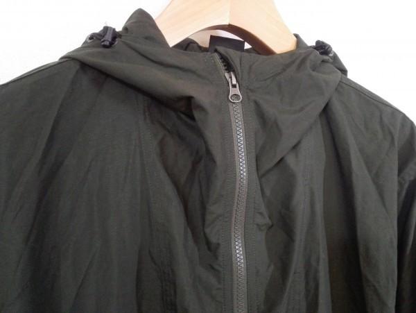 ノースフェイス コンパクト ジャケット ナイロン Lサイズ ブラック NP71530 メンズ Z5K60_画像2