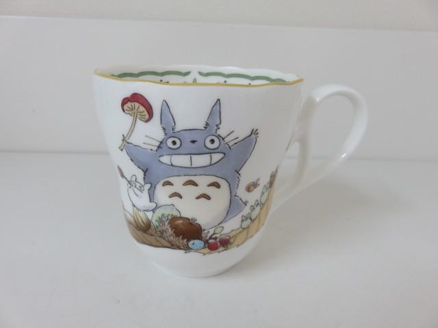 Noritake ノリタケ となりのトトロ マグカップ 未使用品 ★22675_画像2